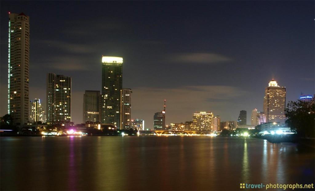 bangkok skyline thailand images
