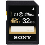 best sd card test sony