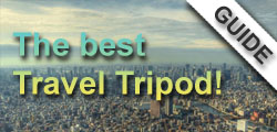 best travel tripod guide