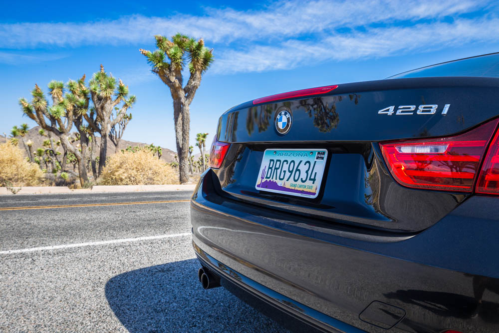bmw joshua tree national park