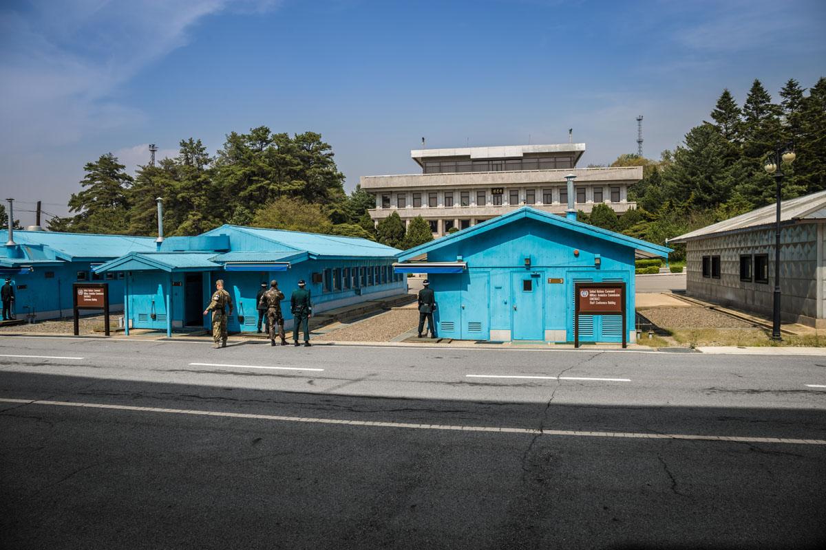 border-south-north-korea-dmz