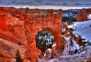 bryce-canyon-natural-bridge-hdr