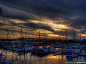 coffs-harbour-harbor-sunset-hdr-australia