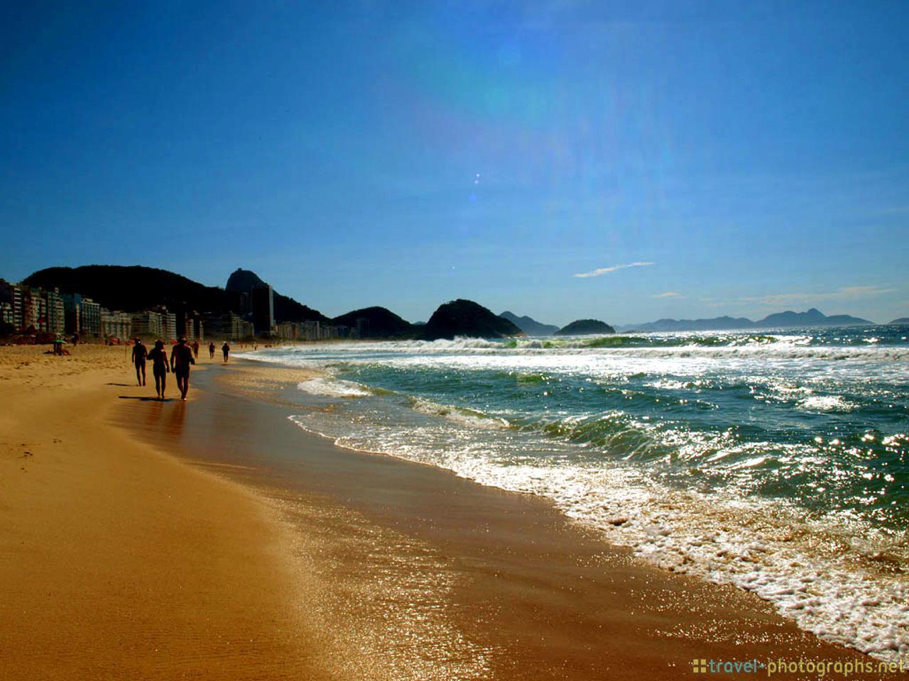 Рио фото с пляжей