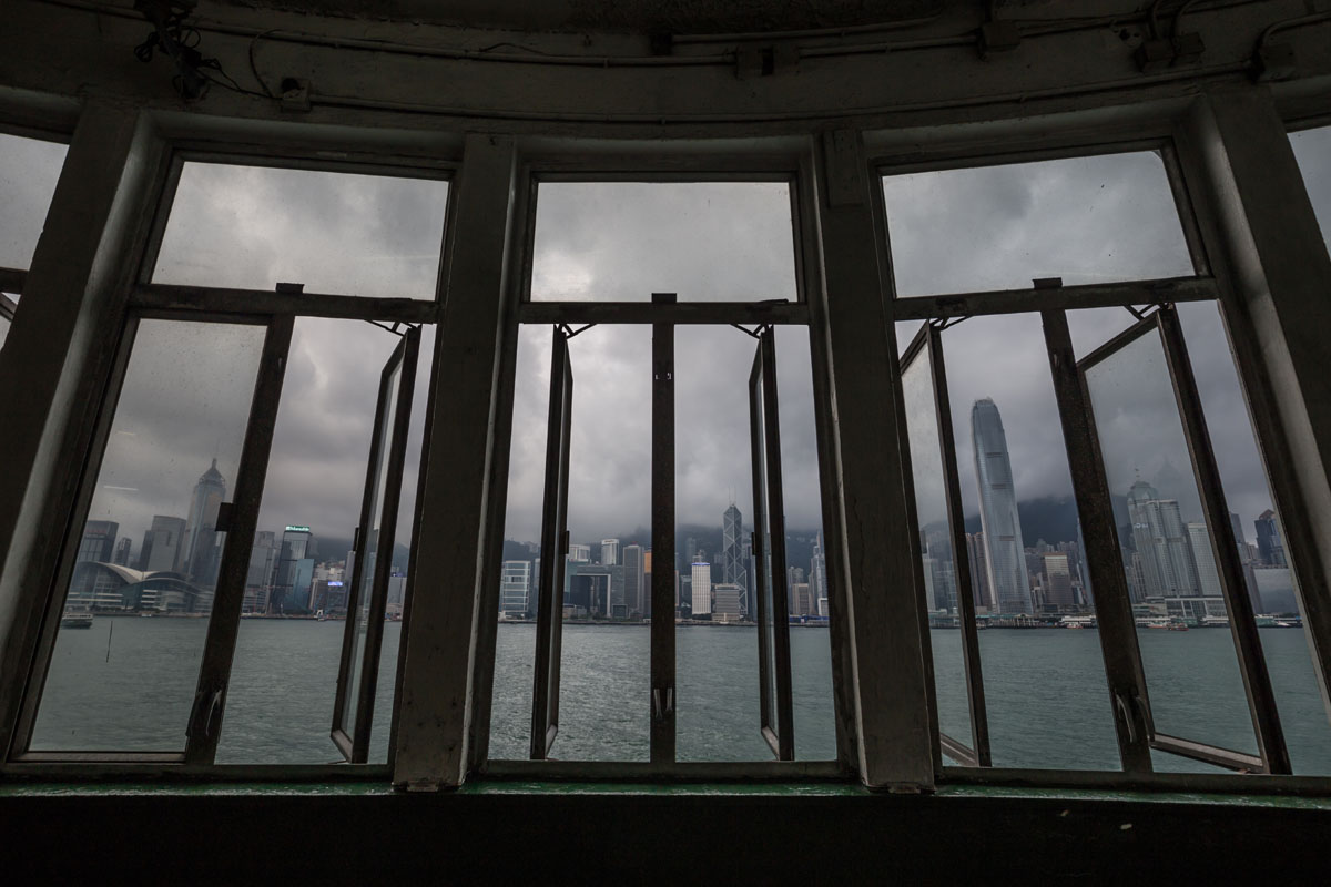 ferry terminal hkg