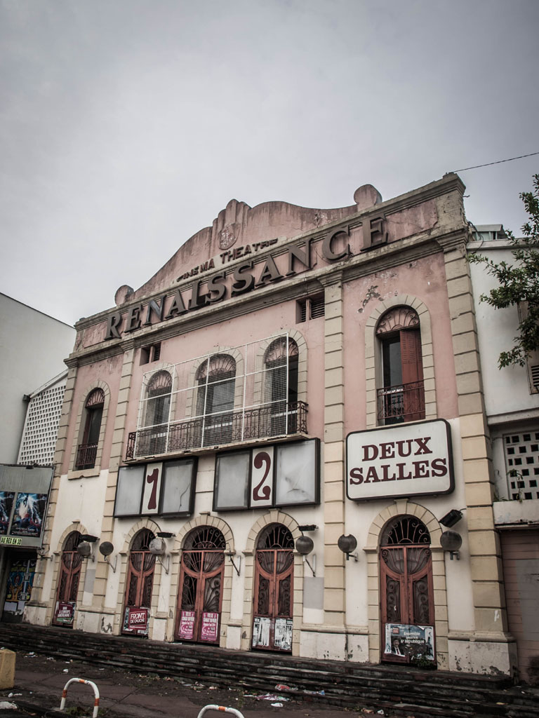 old french cinema in point a pitre
