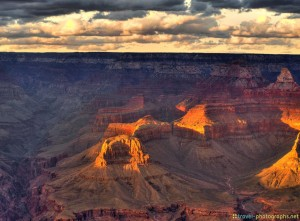 grand-canyon-photos-hdr-sunset