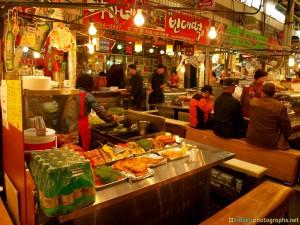 gwangjang food market seoul