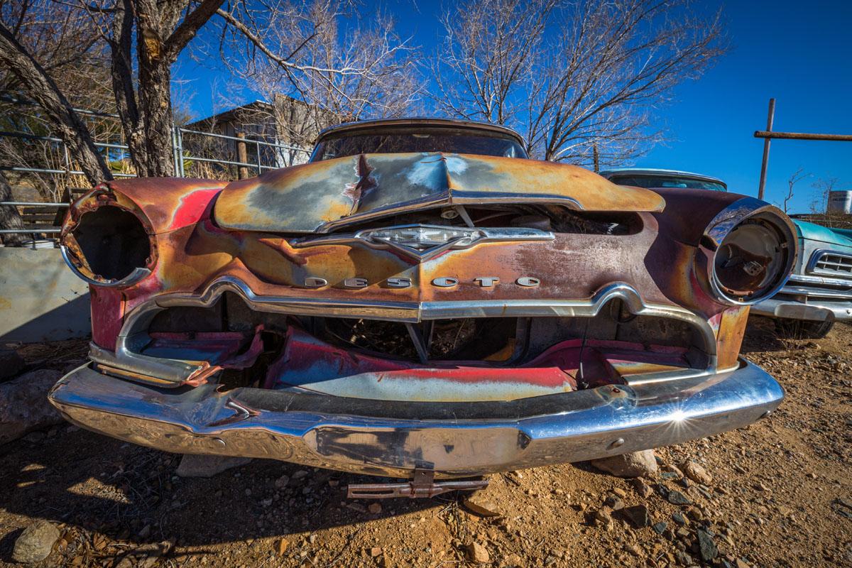 hackberry store car wreck