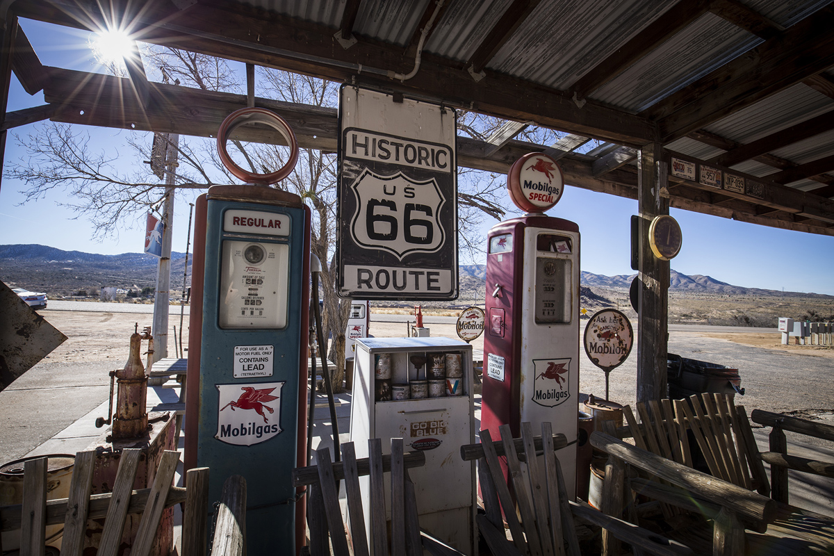 hackberry store route 66