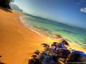 hideaway-beach-kauai-hawaii-hdr