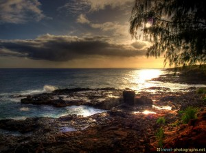 kauai-hawaii-sunset-hdr