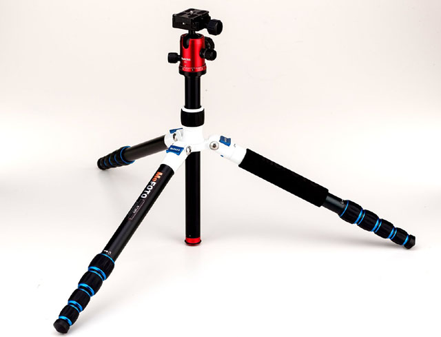mefoto roadtrip review tripod