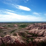 badlands lift of most beautiful national parks in the united states