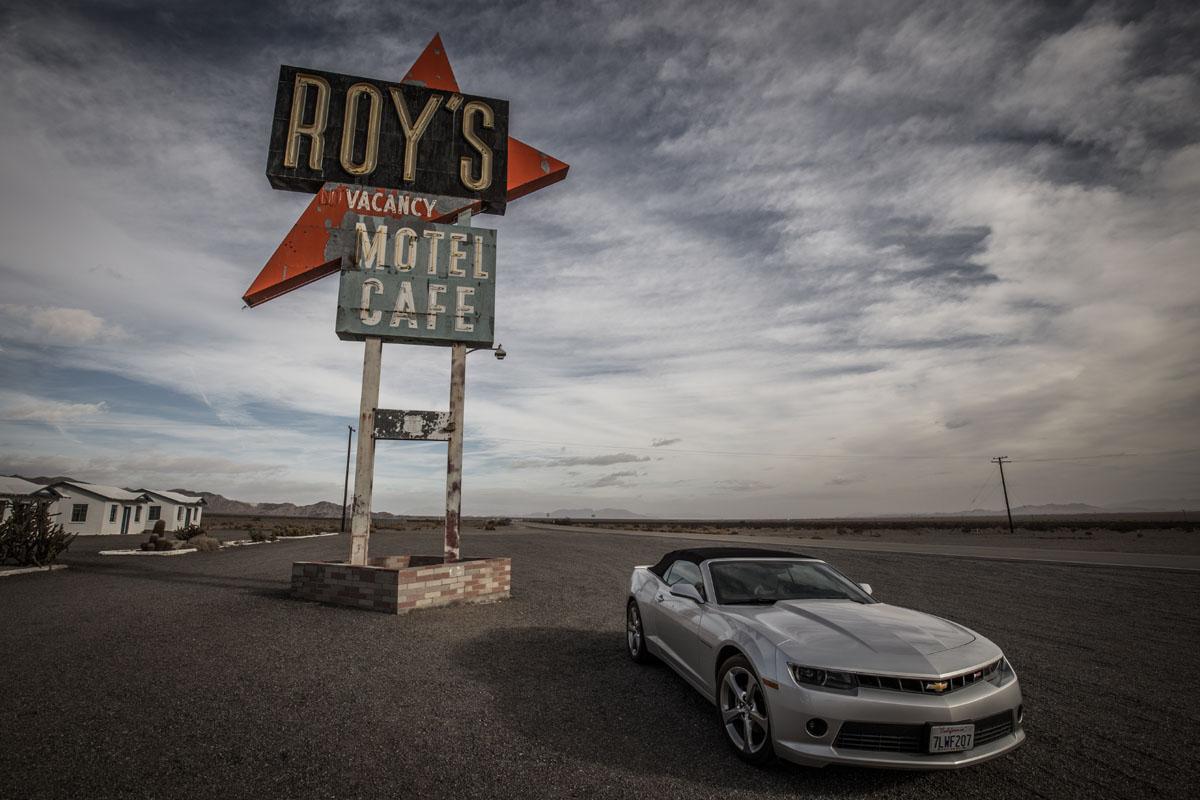 roys motel route66