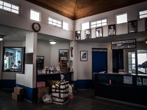airport terminal of saba photos 2014
