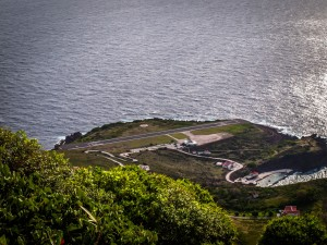 saba the smallest commercial runway in the world