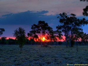 sunset-is-australian-outback
