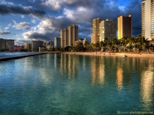 waikiki-beach-hdr-honolulu-hawaii