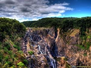waterfall-near-cairns-australia